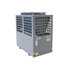 High efficiency heat pump for commercial swimming pool heater